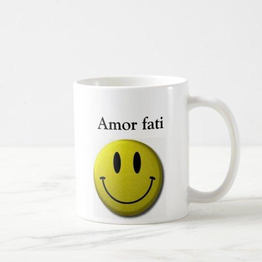 Amor fati coffee mug