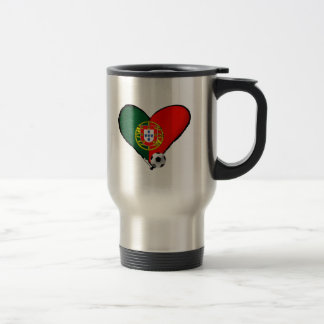 Amor, Portugal e Futebol - O que mais vôce quer ? Coffee Mug