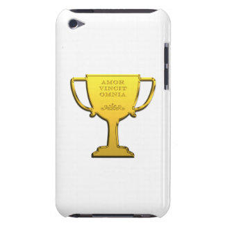 Amor Vincit Omnia Barely There iPod Case