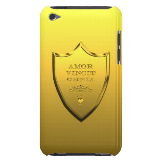 Amor Vincit Omnia iPod Touch Case