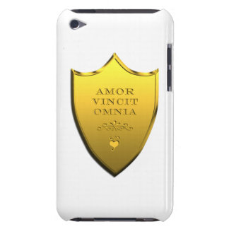 Amor Vincit Omnia Barely There iPod Cover