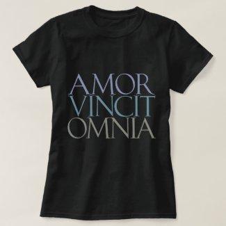 Amor Vincit Omnia - Love Conquers All T-Shirt