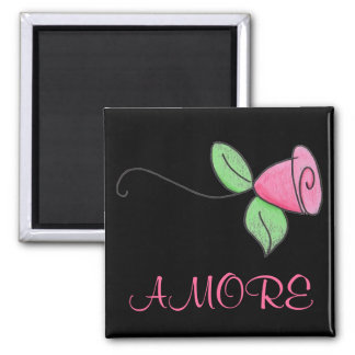 AMORE SQUARE MAGNET