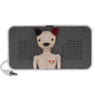 Amores Perros Portable Speaker