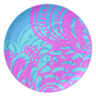 Amorph - blue plate