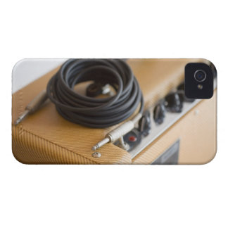 Amp and Cable iPhone 4 Case-Mate Cases