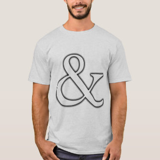 Ampersand - Dark Glow T-Shirt