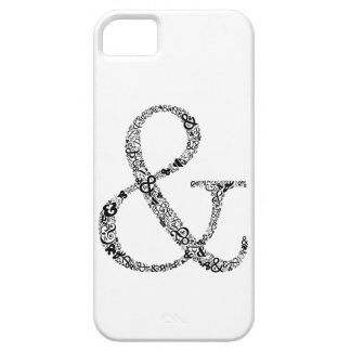 Ampersand Love iPhone 5 Case
