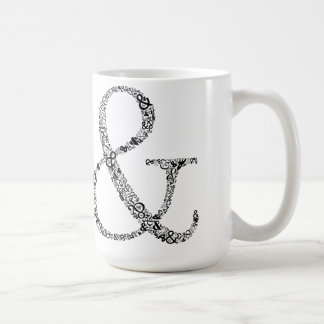 Ampersand Love Mug