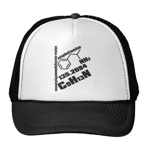 Amphetamine Mesh Hat