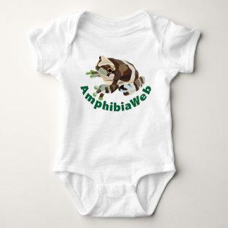 AmphibiaWeb Amazon Milk Frog for babies Baby Bodysuit