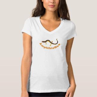 AmphibiaWeb'sJackson's Climbing Salamander t-shirt
