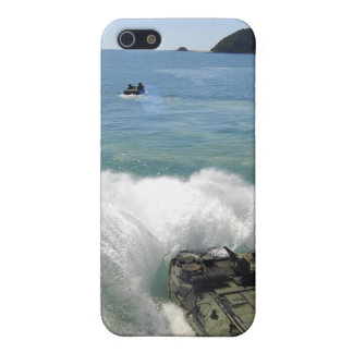 Amphibious Assault vehicles exit the well deck Covers For iPhone 5