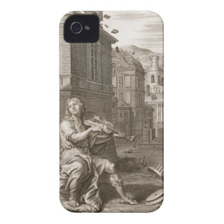 Amphion Builds the Walls of Thebes by the Music of iPhone 4 Covers