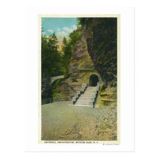 Amphitheatre Entrance View Postcard