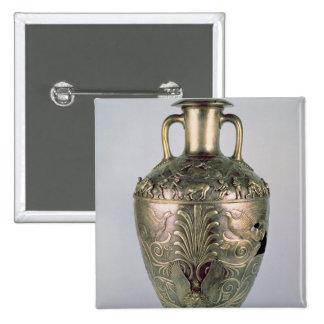Amphora, late 4th century BC 15 Cm Square Badge