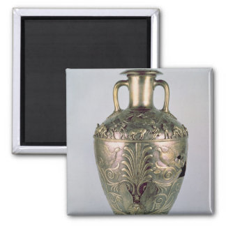 Amphora, late 4th century BC Square Magnet