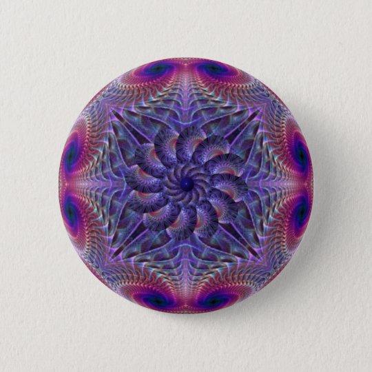 Amplitude 6 Cm Round Badge