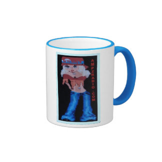 Ampz Radio Dj TcBettyB coffee mug