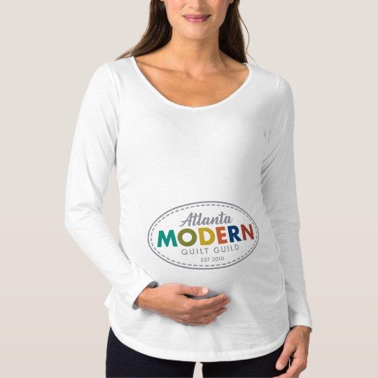 AMQG Long Sleeved Maternity Shirt