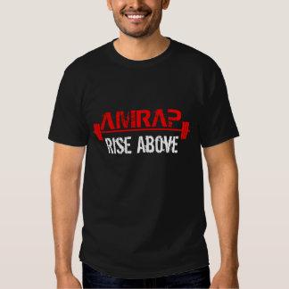 AMRAP - Rise Above T Shirt