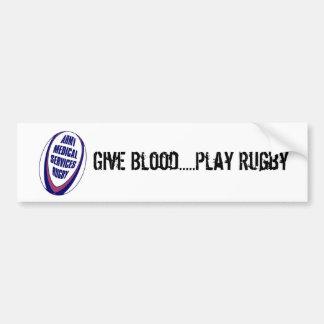 AMS Rugby Bumper Sticker