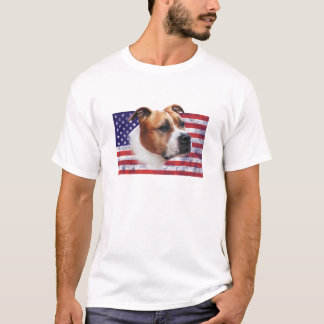 AmStaff - American Staffordshire Terrier T-Shirt