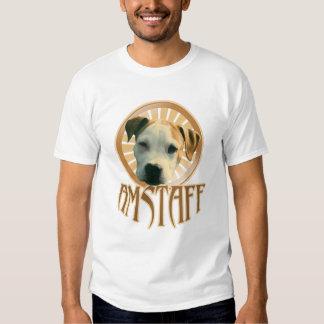 AmStaff - American Stafforshire Terrier T-shirt