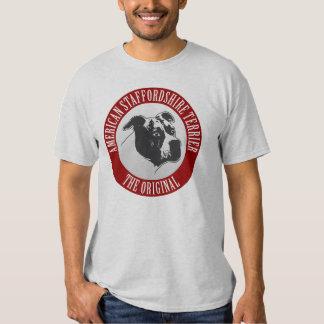 AmStaff BOY 3 talk circle/shirt Tshirt