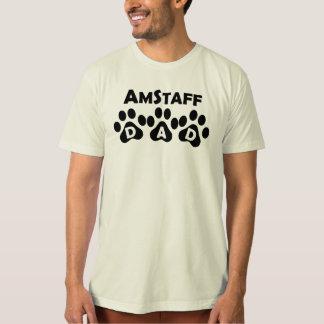 AmStaff Dad T-Shirt