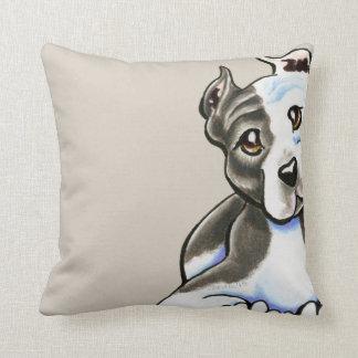 Amstaff Lean on Me Cushion