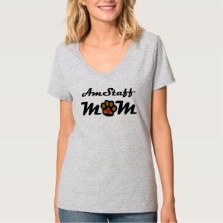 AmStaff Mom T-Shirt
