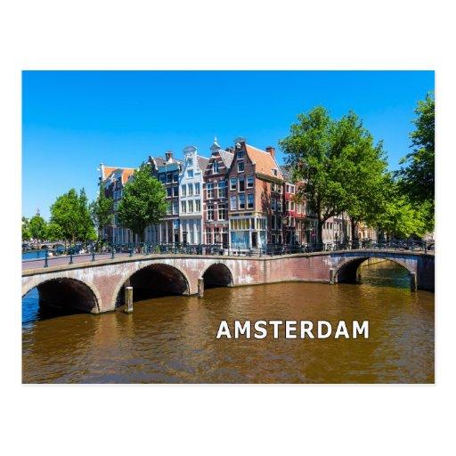 Amsterdam 002D Postcards