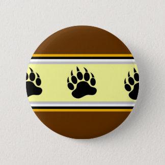 Amsterdam Bear Pride 6 Cm Round Badge