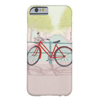 Amsterdam Canal Bike Barely There iPhone 6 Case