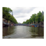 Amsterdam Canal Post Cards
