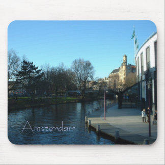Amsterdam Channel Mouse Pad