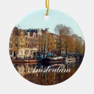 Amsterdam Christms Ornament