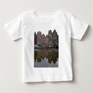 Amsterdam city baby T-Shirt