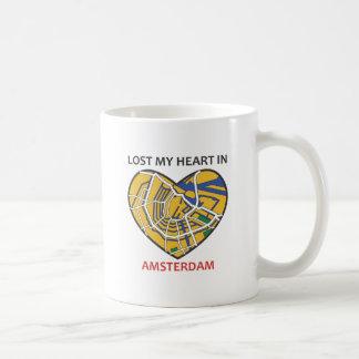 AMSTERDAM-City Heart Mug