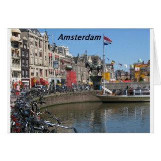Amsterdam -City-[kan.k]. Card