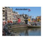 Amsterdam -City-[kan.k]. Post Card