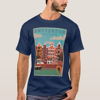 Amsterdam city T-Shirt
