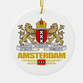 Amsterdam COA Christmas Ornament