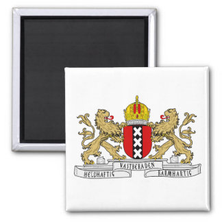Amsterdam Coat of Arms Magnet