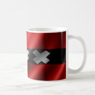 Amsterdam Flag Coffee Mug