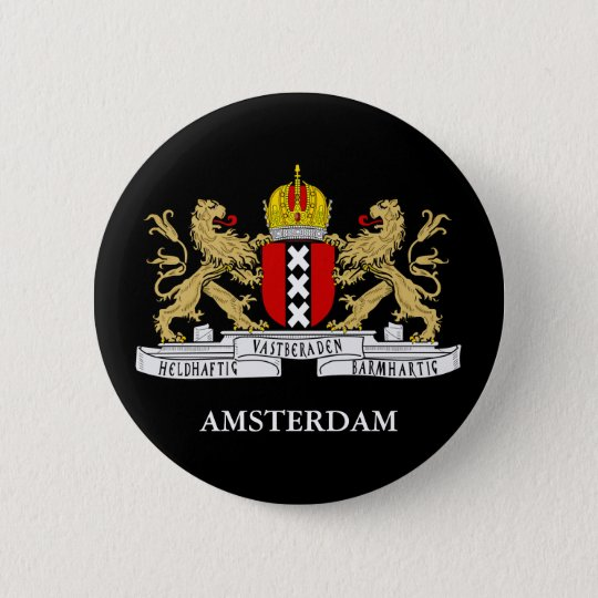 Amsterdam Flag Pin