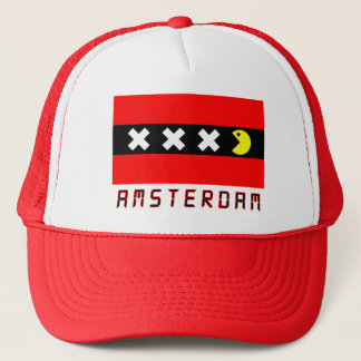 Amsterdam gamer Cap By Amsterdamned