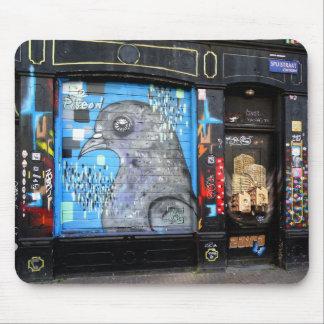 Amsterdam Graffiti Street Art Nr. 3 Mousepad