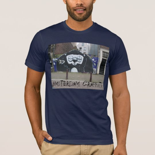 Amsterdam Graffiti T-Shirt